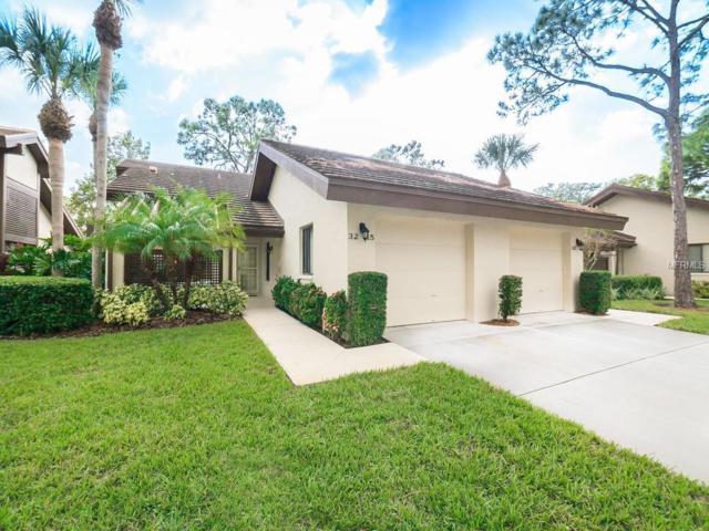3215 Sandleheath #38, Sarasota, FL 34235 (MLS #A4201945) :: McConnell and Associates