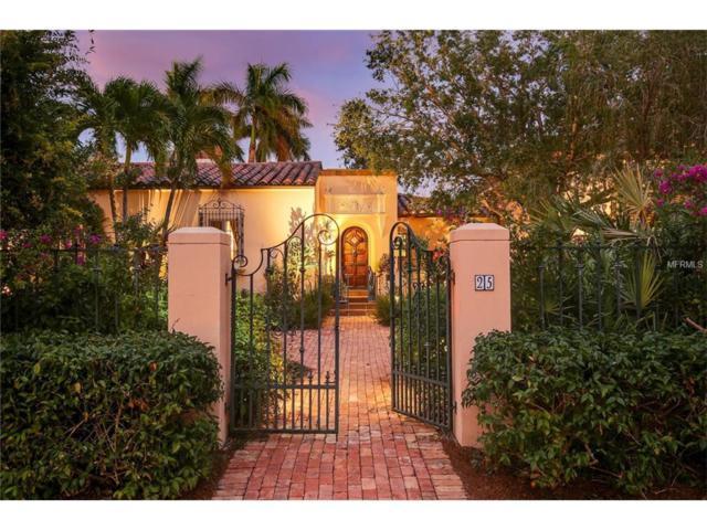 25 S Washington Drive, Sarasota, FL 34236 (MLS #A4202027) :: McConnell and Associates