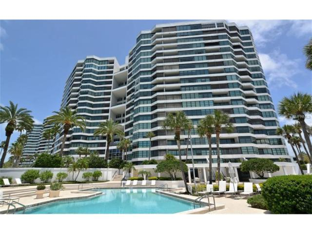 888 Blvd Of The Arts #403, Sarasota, FL 34236 (MLS #A4202041) :: McConnell and Associates