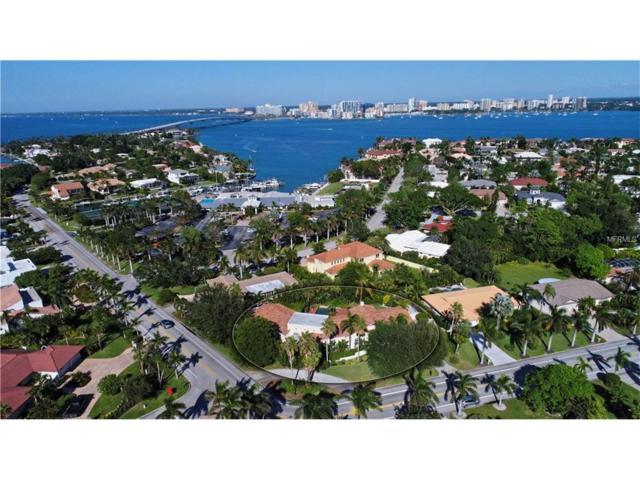 319 Bird Key Drive, Sarasota, FL 34236 (MLS #A4202094) :: McConnell and Associates