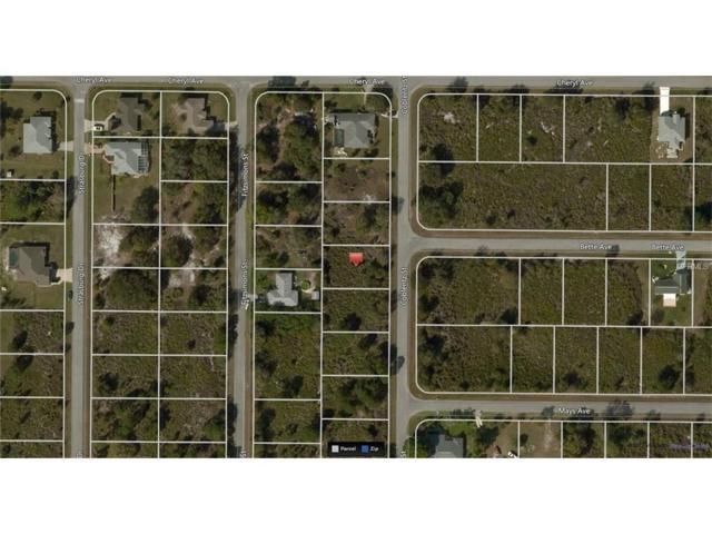 97 Coblentz Street, Port Charlotte, FL 33954 (MLS #A4202426) :: Medway Realty