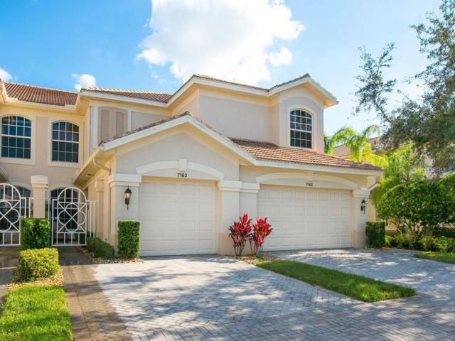 7163 Prosperity Circle #302, Sarasota, FL 34238 (MLS #A4202427) :: Medway Realty