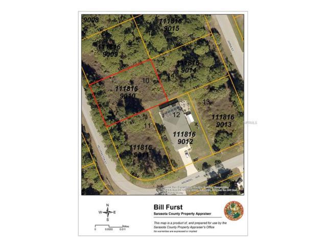 Helvenston Street, North Port, FL 34288 (MLS #A4202481) :: Medway Realty
