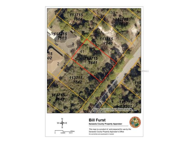 Jagust Road, North Port, FL 34288 (MLS #A4202499) :: Medway Realty