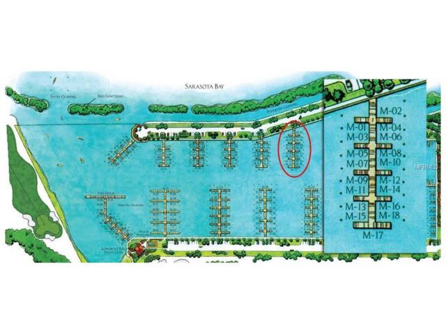 2800 Harbourside Drive M-18, Longboat Key, FL 34228 (MLS #A4202577) :: RealTeam Realty