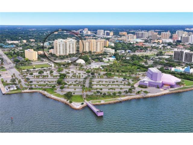 800 N Tamiami Trail #706, Sarasota, FL 34236 (MLS #A4202844) :: Medway Realty