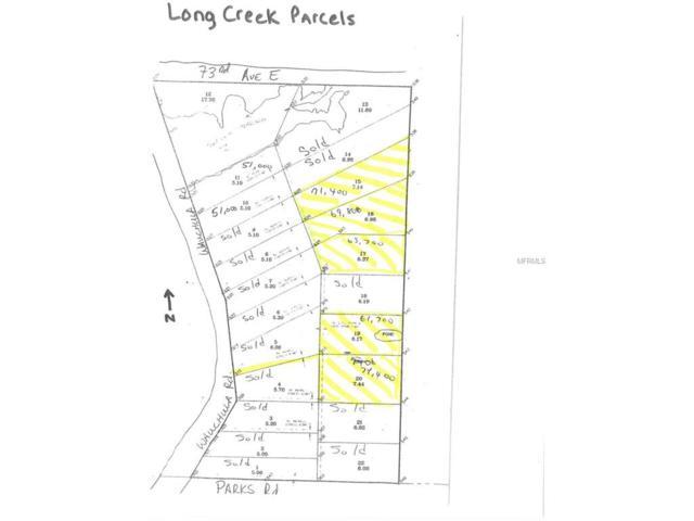 Wauchula Road, Myakka City, FL 34251 (MLS #A4203679) :: KELLER WILLIAMS CLASSIC VI