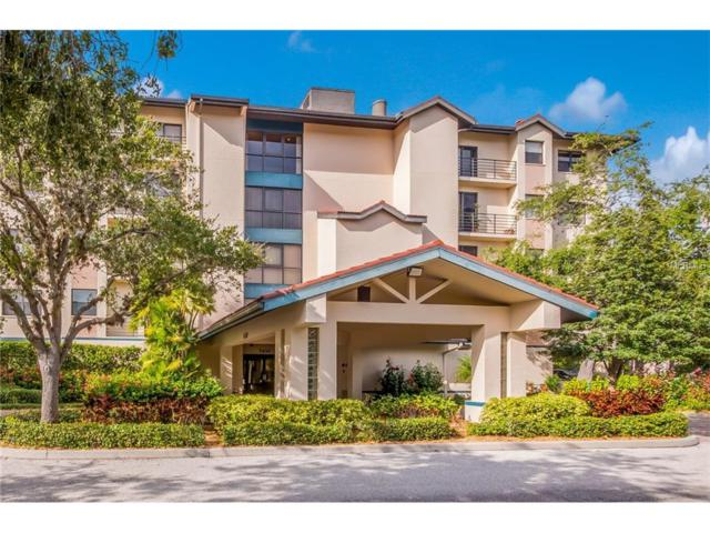 5400 Eagles Point Circle #405, Sarasota, FL 34231 (MLS #A4203727) :: McConnell and Associates