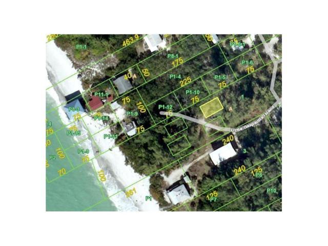 8158 Little Gasparilla Island, Placida, FL 33946 (MLS #A4204178) :: The BRC Group, LLC