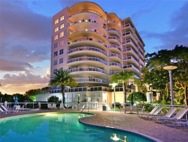 1660 Summerhouse Lane #804, Sarasota, FL 34242 (MLS #A4204539) :: White Sands Realty Group