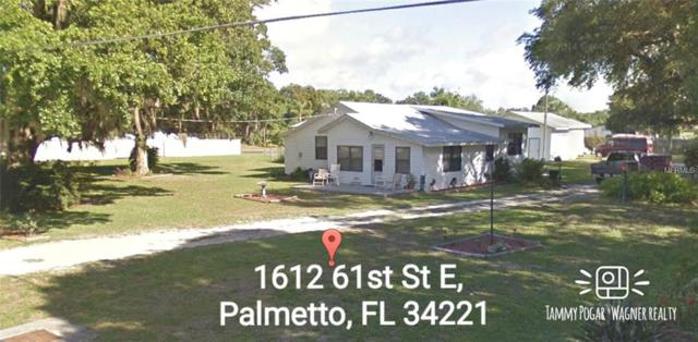 1612 61ST Street E, Palmetto, FL 34221 (MLS #A4204553) :: Medway Realty