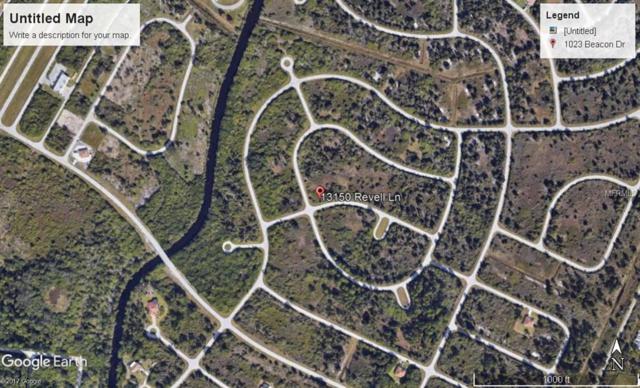 13150 Revell Lane, Port Charlotte, FL 33981 (MLS #A4204584) :: The BRC Group, LLC