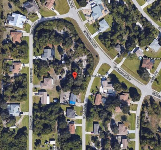 7461 FIRE ISLAND STREET, Englewood, FL 34224 (MLS #A4204784) :: Medway Realty