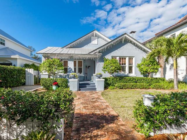 612 Ohio Place, Sarasota, FL 34236 (MLS #A4204796) :: McConnell and Associates