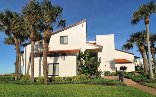 2089 Gulf Of Mexico Drive #202, Longboat Key, FL 34228 (MLS #A4204804) :: The Duncan Duo Team