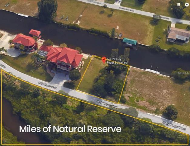 24213 Jolly Roger Boulevard, Punta Gorda, FL 33955 (MLS #A4204959) :: Premium Properties Real Estate Services