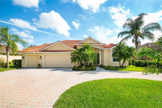 3720 Eagle Hammock Drive, Sarasota, FL 34240 (MLS #A4205311) :: The Duncan Duo Team
