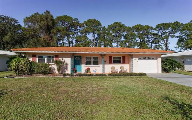 1833 University Place, Sarasota, FL 34235 (MLS #A4205501) :: Medway Realty