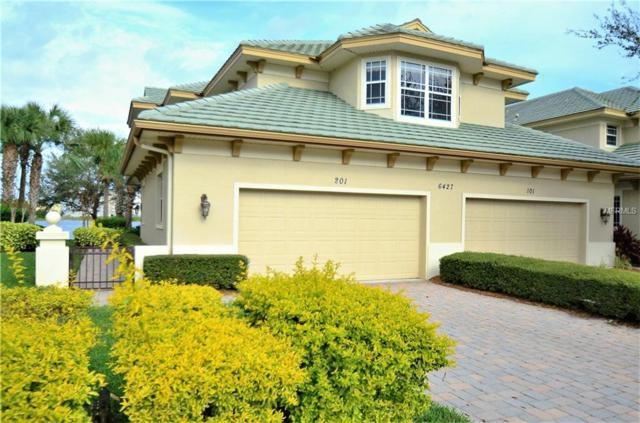 6427 Moorings Point Circle #201, Lakewood Ranch, FL 34202 (MLS #A4205628) :: The Duncan Duo Team