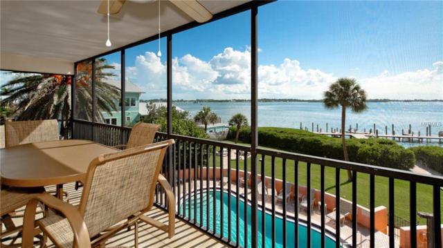 1407 Gulf Drive S #203, Bradenton Beach, FL 34217 (MLS #A4205725) :: The Duncan Duo Team