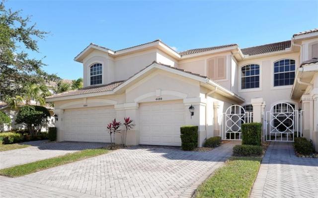 4489 Cinnamon Drive #2605, Sarasota, FL 34238 (MLS #A4205788) :: Medway Realty