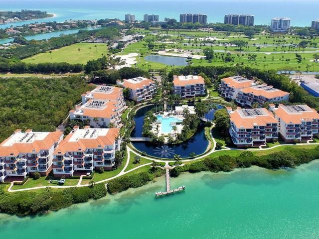340 Gulf Of Mexico Drive #132, Longboat Key, FL 34228 (MLS #A4206084) :: The Duncan Duo Team