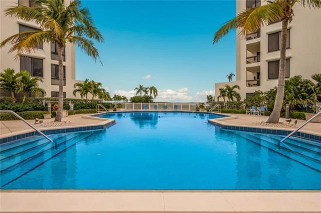 2020 Harbourside Drive #452, Longboat Key, FL 34228 (MLS #A4206157) :: Team Bohannon Keller Williams, Tampa Properties