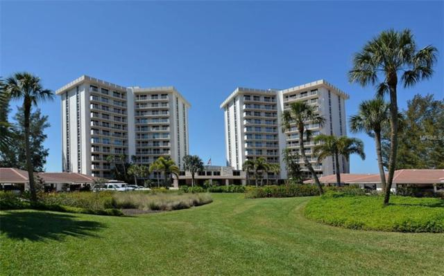 2301 Gulf Of Mexico Drive 83N, Longboat Key, FL 34228 (MLS #A4206159) :: The Duncan Duo Team