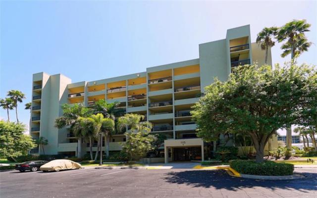 1115 Gulf Of Mexico Drive #105, Longboat Key, FL 34228 (MLS #A4206334) :: McConnell and Associates