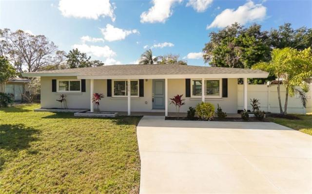 6030 Carlton Avenue, Sarasota, FL 34231 (MLS #A4206683) :: The Lockhart Team