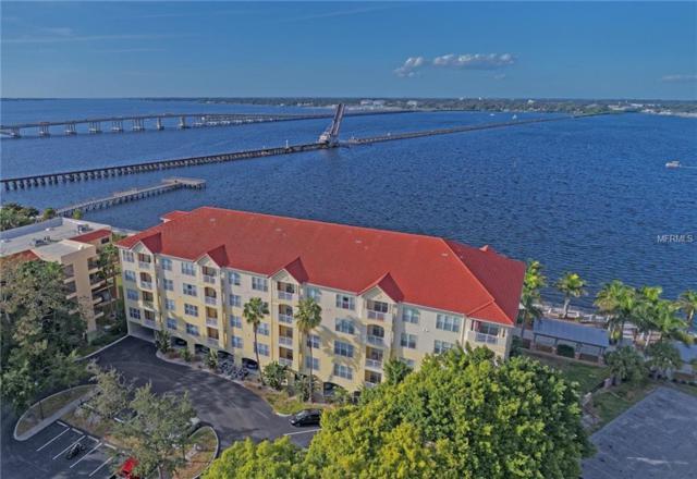 210 3RD Street W #8208, Bradenton, FL 34205 (MLS #A4206835) :: Medway Realty
