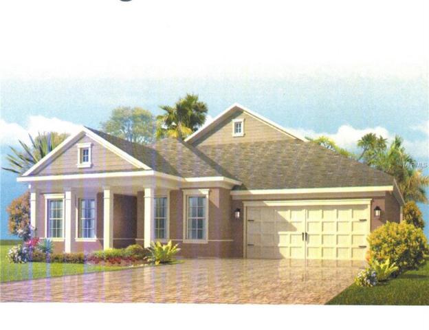 4954 Diamonds Palm Loop, Wesley Chapel, FL 33543 (MLS #A4206841) :: Griffin Group