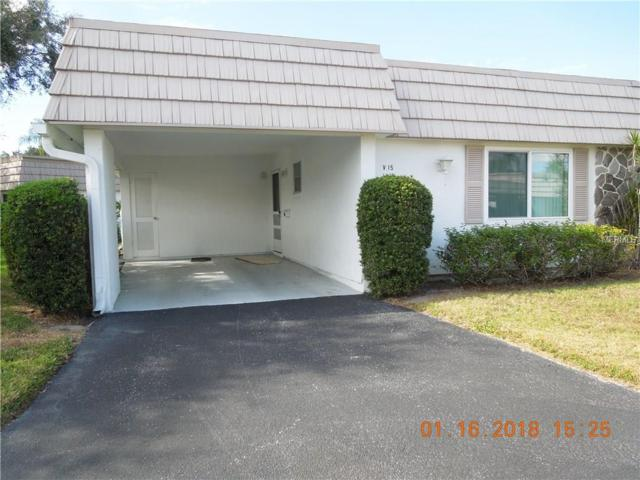 5522 Riverbluff Circle V-15, Sarasota, FL 34231 (MLS #A4207146) :: The Duncan Duo Team