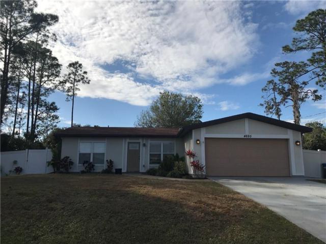 4695 Sapulpa Street, North Port, FL 34286 (MLS #A4207157) :: McConnell and Associates