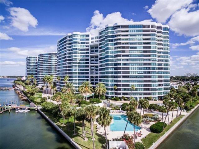 988 Blvd Of The Arts #1516, Sarasota, FL 34236 (MLS #A4207175) :: The Duncan Duo Team