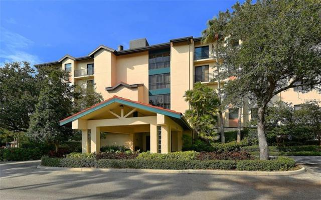 5408 Eagles Point Circle #303, Sarasota, FL 34231 (MLS #A4207300) :: McConnell and Associates