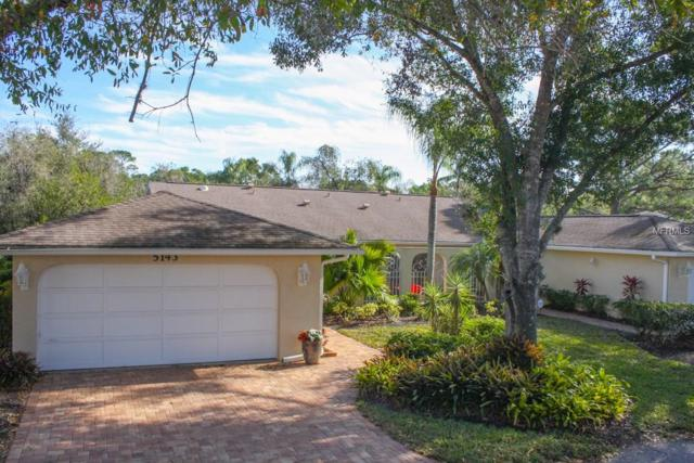 5143 Marsh Field Lane #9, Sarasota, FL 34235 (MLS #A4207342) :: McConnell and Associates