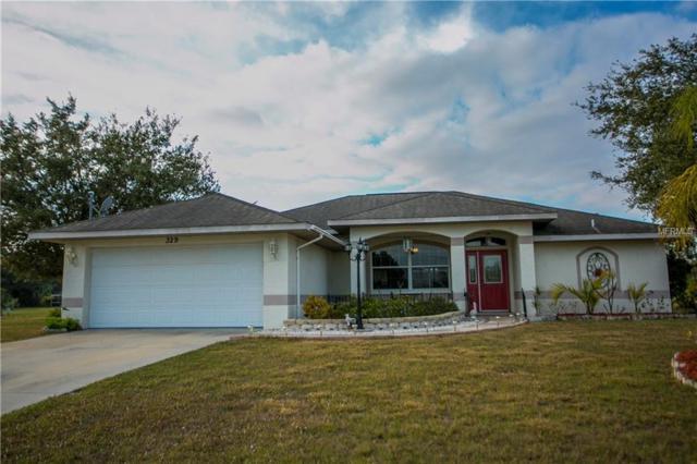 329 Rotonda Circle, Rotonda West, FL 33947 (MLS #A4207479) :: Team Pepka