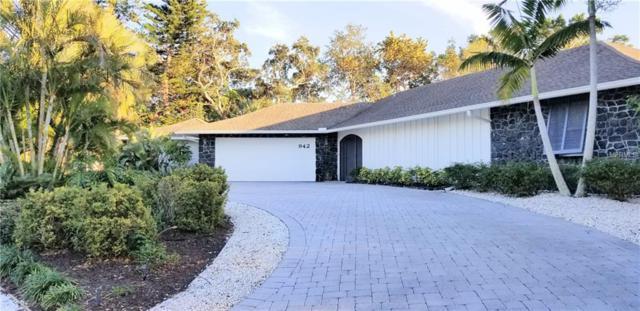 942 Contento Street, Sarasota, FL 34242 (MLS #A4207517) :: Zarghami Group