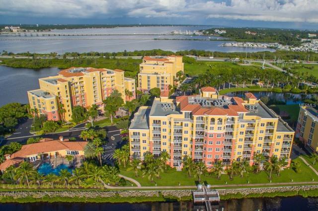 610 Riviera Dunes Way #103, Palmetto, FL 34221 (MLS #A4207561) :: Team Pepka