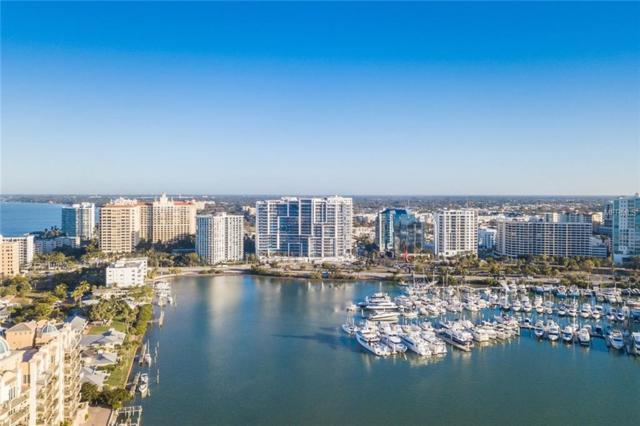 1111 N Gulfstream Avenue 4E, Sarasota, FL 34236 (MLS #A4207911) :: McConnell and Associates