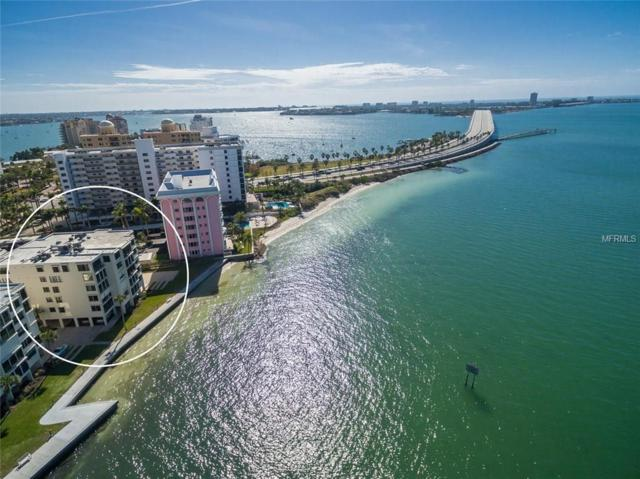 97 Sunset Drive Ph2, Sarasota, FL 34236 (MLS #A4207958) :: McConnell and Associates