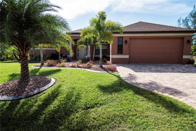10 Evaro Drive, Port Charlotte, FL 33954 (MLS #A4207982) :: Griffin Group