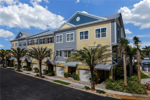 6164 Marina Cove Way S #48, St Petersburg, FL 33712 (MLS #A4208044) :: Griffin Group