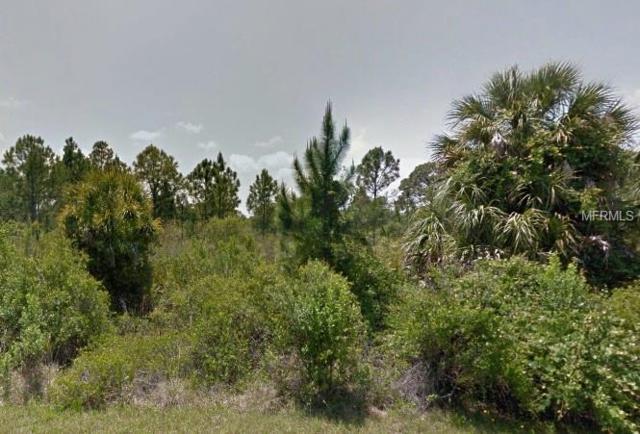 14043 Hughes Avenue, Port Charlotte, FL 33953 (MLS #A4208171) :: Griffin Group