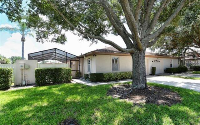 4161 Center Pointe Circle 81A, Sarasota, FL 34233 (MLS #A4208352) :: The Duncan Duo Team