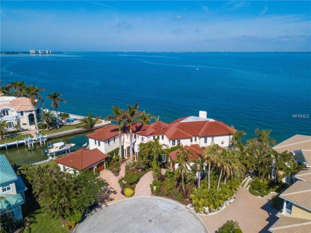 641 Ranger Lane, Longboat Key, FL 34228 (MLS #A4208600) :: Griffin Group