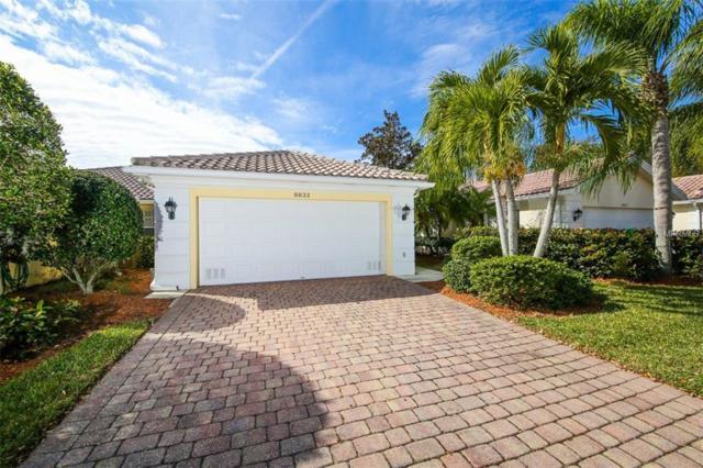 8833 Etera Drive, Sarasota, FL 34238 (MLS #A4208652) :: Medway Realty