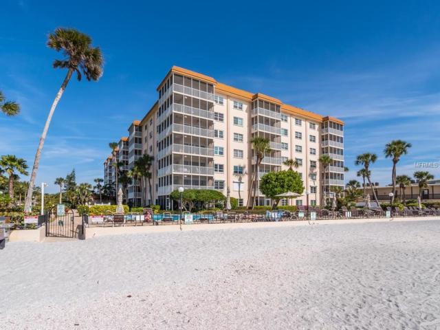 800 Benjamin Franklin Drive #104, Sarasota, FL 34236 (MLS #A4208704) :: Team Bohannon Keller Williams, Tampa Properties