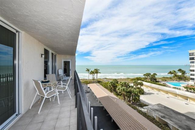 1212 Benjamin Franklin Drive #504, Sarasota, FL 34236 (MLS #A4208904) :: Medway Realty